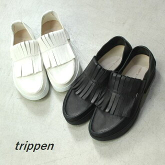 本季也對2017SS商品可以使用的27日20:00~3/2日13:59 trippen(torippen)TIGER-WAW 2color tiger-waw-l