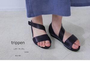 【送料無料】【正規取扱店】trippen(トリッペン)2color