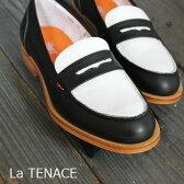 【サイズ交換サービス対応】 La TENACE(ラテナーチェ)レザー シューズ380-NAPPA【☆】