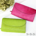 Si-Si-Si(スースースー) HOSE HAIR SOLID 2colormade in japann-ss1623-18【Wallet】