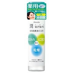 カネボウ 潤 うるり スキンコンディショナー 本体 (200ml) 薬用化粧水 オイルフリー 香料フリー