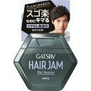 【T】 ギャツビー ヘアジャム マットニュアンス(110mL) GATSBY メンズ整髪料 スゴ楽なのにキマる!