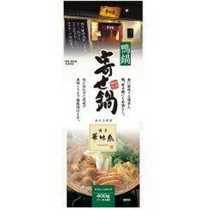 【訳あり】 賞味期限:2020年1月28日 博多華味鳥 寄せ鍋スープ (400g) 鰹節と昆布だしの寄せ鍋スープ