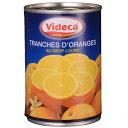 【訳あり】 賞味期限:2020年2月 ビデカ オレンジ スライス 皮付 (410g) フルーツ缶詰