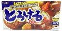 エスビー食品 とろけるカレー 辛口 10皿分 (180g) カレールウ...