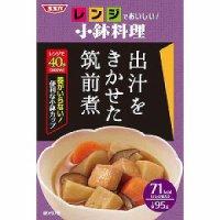 美味的微波爐 SSK ! 築前 forcemeat 小小菜湯燉 (95 g) 反駁郵寄食物