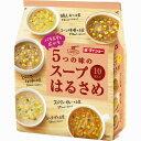 【ya】 ダイショー バラエティ広がる 5つの味のスープはるさめ 10食分 (164.8g)
