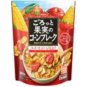【MA】 日清シスコ ごろっと果実のコーンフレーク スイートコーン仕立て (200g) いちご、りんご、マンゴー入り