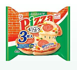 マルハニチロ『ミックスピザ 3枚入』×12個