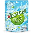 【訳あり】 モンデリーズ クロレッツ ジューシーポップ ソーダミント パウチ (9粒) 菓子