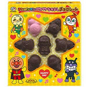 【訳あり】 賞味期限:2020年10月31日 不二家 アンパンマン パクパクなかよし チョコレート (54g) 菓子