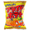 【訳あり】 賞味期限:2020年9月17日 やおきん 菓道 フライドポテト (78g) スナック