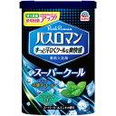 【訳あり】 アース バスロマン スーパークール スーパークールミントの香り (600g) 薬用入浴剤
