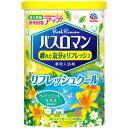 【訳あり】 アース バスロマン リフレッシュクール フレッシュガーデンの香り (600g) 薬用入浴剤