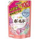 【zr お得♪100g増量品】 ボールド 香りのサプリインジェル プラチナフローラル&サボンの香り つめかえ用 超特大プラス (1.36kg)