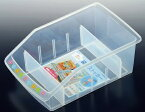 【scb※】 花の袋物ストッカー K184 冷蔵庫収納 【O】