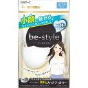 【y】 ビースタイル 立体タイプ ふつうサイズ プレミアムホワイト (7枚入) マスク
