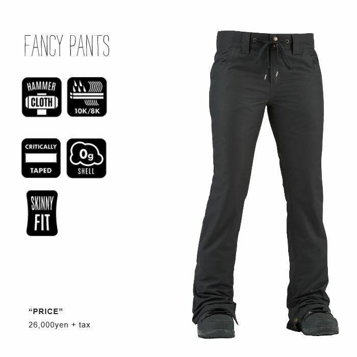 中古品 レンタル可 AIR BLASTER FREEDOM FANCY PANTS (BLACK)フリーダム ファンシーパンツ 16-17 MODEL スノーウエアー エアーブラスター WOMENS スノーボード レディースウエア パンツ レンタル パンツのみ