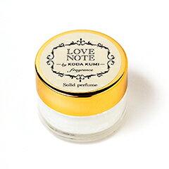 今なら半額!!LOVE NOTE Solid perfume(ラブノート ソリッド パフューム) 【8g】倖田來未プ...