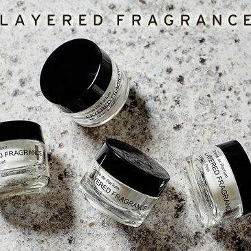 レイヤードフレグランス(LAYERED FRAGRANCE) クリーム 香水 レディース 香水 メンズ 練り香水