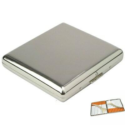 シュガレットケース20本入るシュガレットケースステンレスシュガレットケース金属製シュガレットケースタバコ入れタバコケース