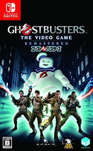 Ghostbusters: The Video Game Remastered - Switch画像