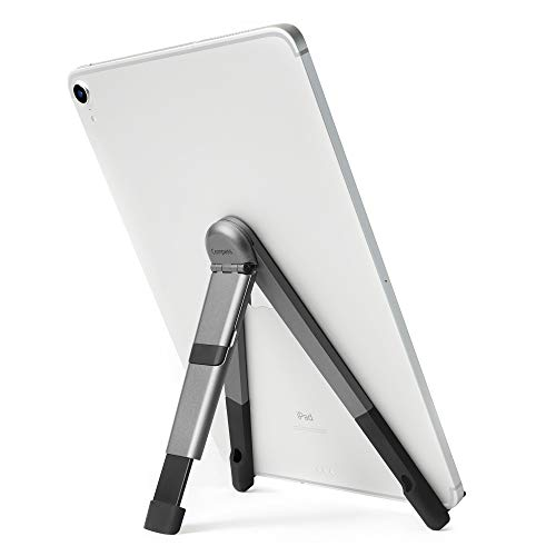 Twelve South Compass Pro for iPad | Portable display stand with 3 viewing/typing angles for all sizes iPad and iPad Pro画像