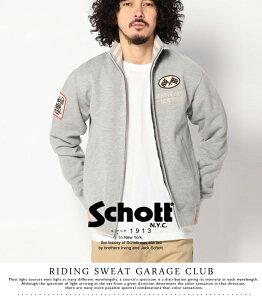 Schott/ショット公式通販|RIDINGSWEATGARAGECLUBライディングスウェットガレージクラブ【送料無料】