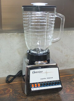 オスタライザー vintage-Brenda 14 speed OSTERIZER juicer-Blender