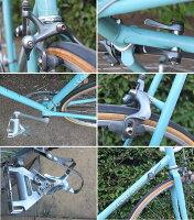 フレンド商会 レパード ロードレーサーFriend Leopard 杉並 オーダー自転車ビンテージ シマノ600 TANGE クロモリ
