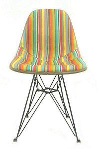Eames Herman Miller side shell Chair Giraldo mirror-bright herman miller EAMES Sideshell