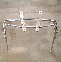 Eames ( eames ) for shell Chair chrome-stacking-based Japan spec low which narrows mount-