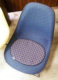 Seat pad Herman Miller トライフロー SCOOPS original