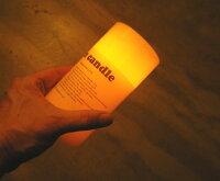 LEDキャンドル電池式で安全+停電にも便利