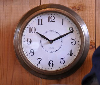 You like brass work clock wall clock brass