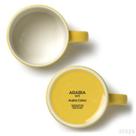 ArabiaColorsティーカップ