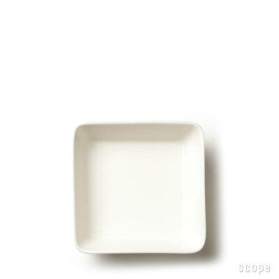 スクエアプレート白