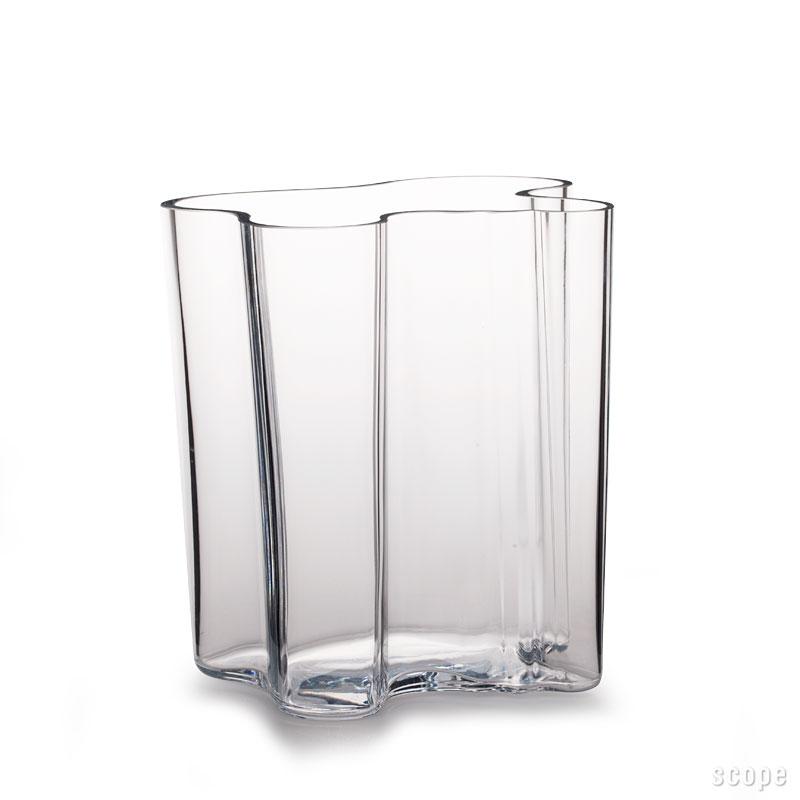 【 iittala・ARABIAキャンペーン対象 】イッタラ アルヴァ アールト ベース 200mm / iittala Alvar Aalto Vase