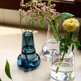 〈 在庫限り 〉 ホルムガード / フローラ ベース 12cm ロング [Holmegaard / Flora vase]