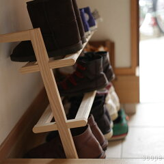 SIDE BY SIDE (サイド バイ サイド) Shoe Rack Gaston