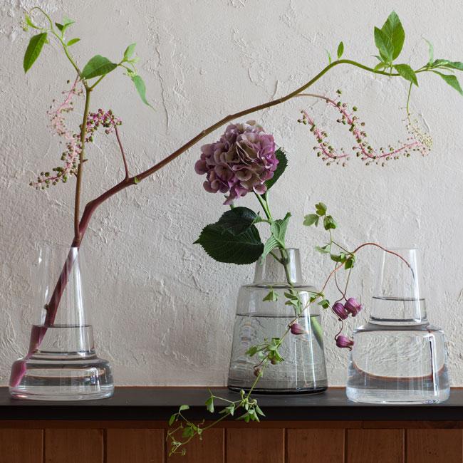 Holmegaard Flora ベース 24cm