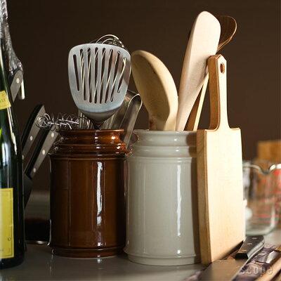 キッチンツールスタンド 人気 おすすめ 仕切りなし 磁器 おしゃれ インテリア