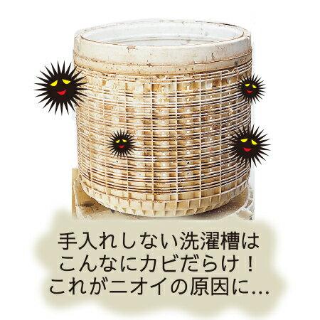 ヨウ素の洗濯槽クリーン1個【SCOS(エスコス)】【RCP】