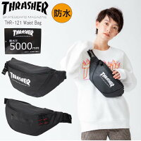 THRASHERスラッシャーTHR-121THR121ウエストバッグ