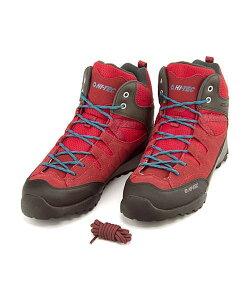 ハイテック ハイカット トレッキングシューズ ブーツ レディース アオラギ ミッド WP 軽量 耐久性 抗菌 防臭 防水 雨 雪 靴 EE カジュアル デイリー トラベル アウトドア ウォーキング AORAKI MID