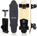 BAYTTER ミニクルーザー コンプリート 22インチ メープルデッキ スケートボード ABEC11ベアリング採用 木製...