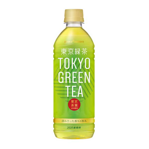 お茶飲料, 日本茶  500ml x 24 () JM13