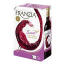 フランジア タップ スイーティーレッド 3L 3000ml x 4本 送料無料(本州のみ) [ケース販売] バッグ イン ボックス ワイン FRANZIA [アメリカ 赤ワイン] 母の日 父の日 ギフト