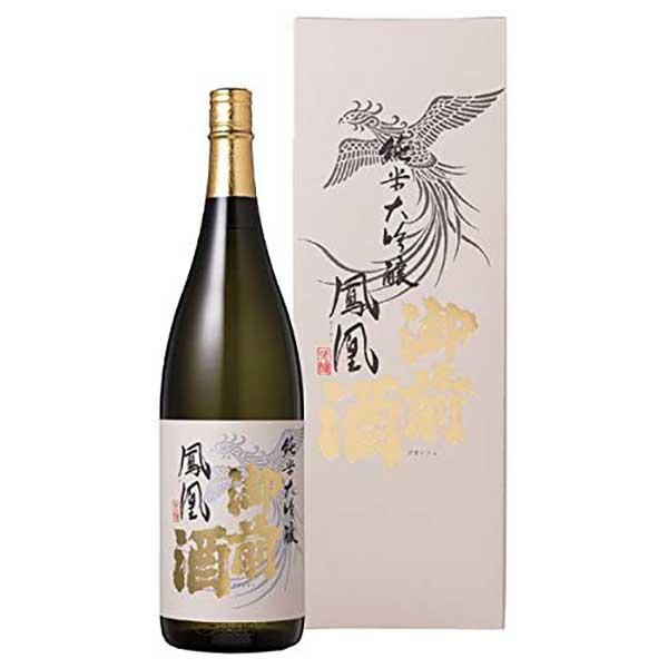 【ポイント2倍】御前酒 純米大吟醸 鳳凰 1.8...の商品画像