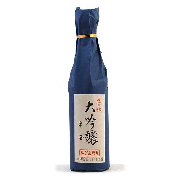 豊の秋 大吟醸 斗びん取り 300ml x 30...の商品画像